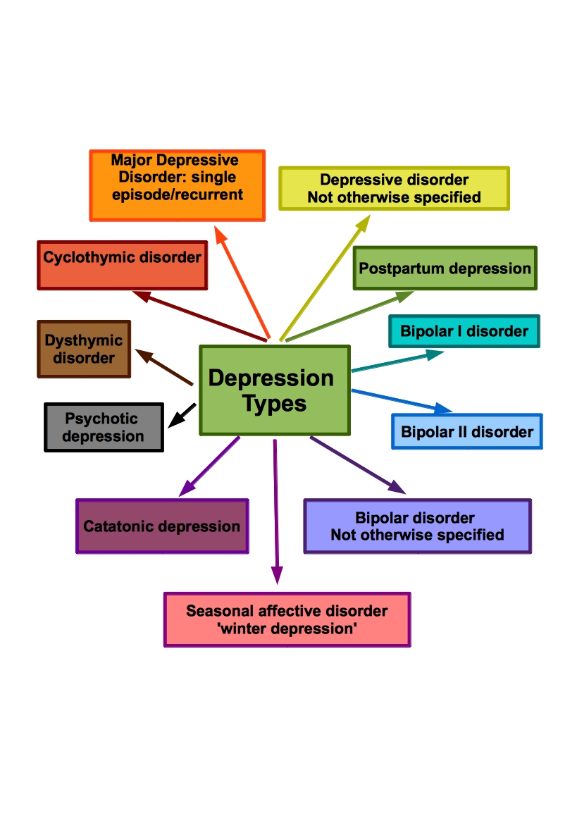 Different Types Of Festivals: Different Types Of Depression Explained