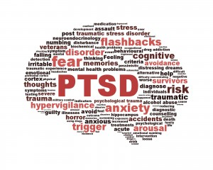 What causes PTSD. Causes of PTSD.