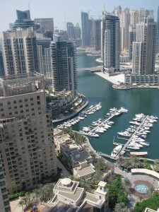 Expat problems Dubai Marina