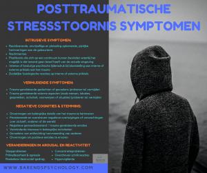 Posttraumatische stressstoornis